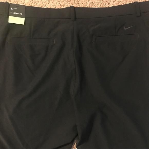 Nike Other - 🆕 Nike Flex Black Golf Pants - 40 X 32